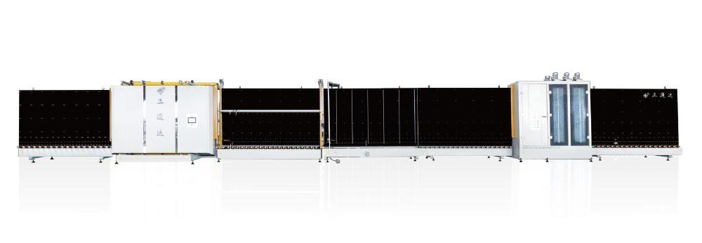 LBP1800WS/1800H型自动外(内)合片板压中空玻璃加工设备